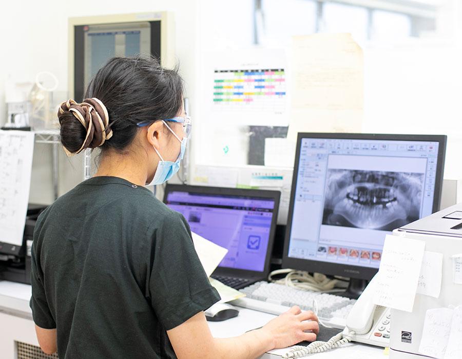 審査、診断、オペに関しての、総合力