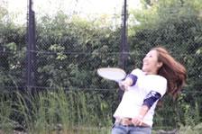 テニス・BBQ大会