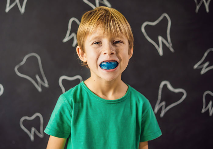 予防矯正・顎顔面矯正(子供)